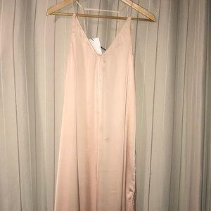 Zara Premium Collection Slip Dress